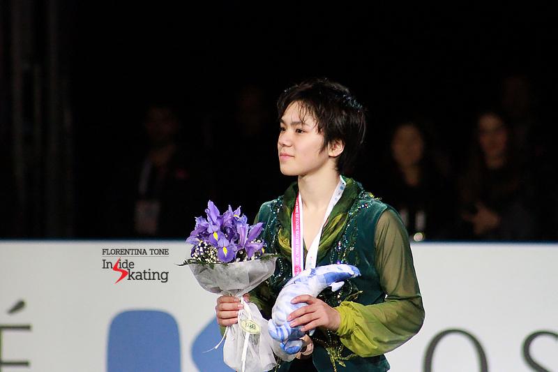 6 Medals ceremony men 2015 GPF (10)