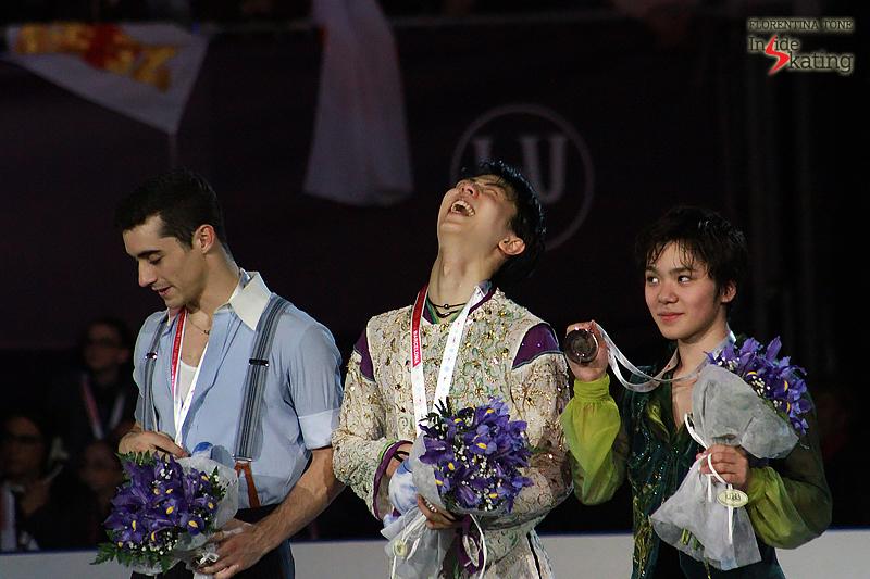 6 Medals ceremony men 2015 GPF (15)
