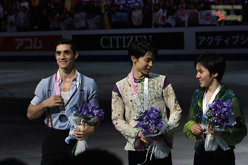 6 Medals ceremony men 2015 GPF (18)
