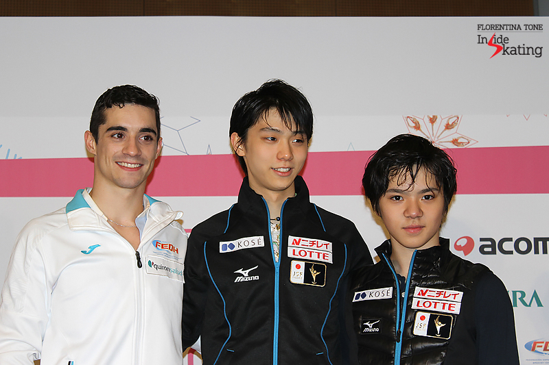 7 Press conference after FS 2015 GPF (1)