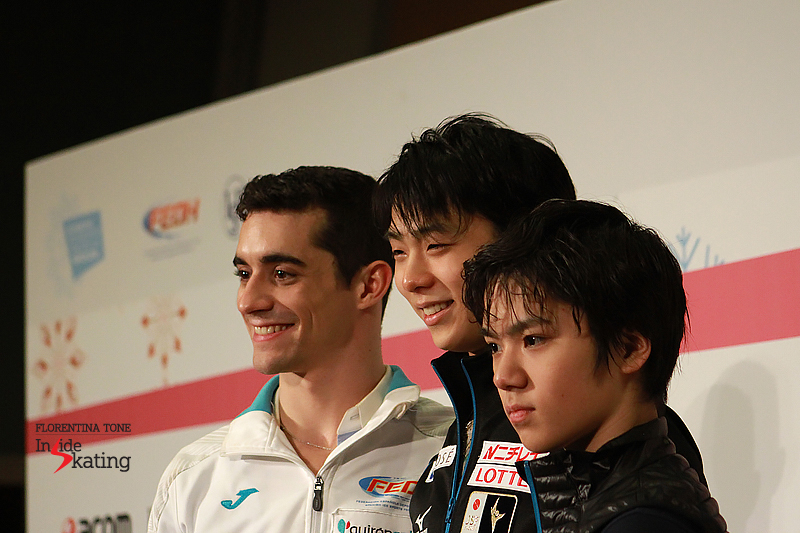 7 Press conference after FS 2015 GPF (10)