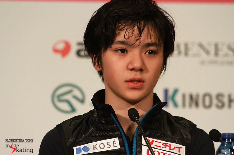 7 Press conference after FS 2015 GPF (3)