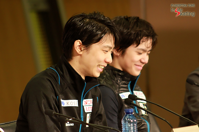 7 Press conference after FS 2015 GPF (7)