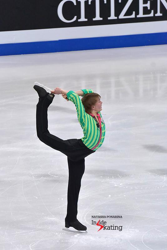 9 Mikhail Kolyada SP 2016 Europeans (4)