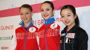 A mosaic of memories from the Junior Grand Prix Final
