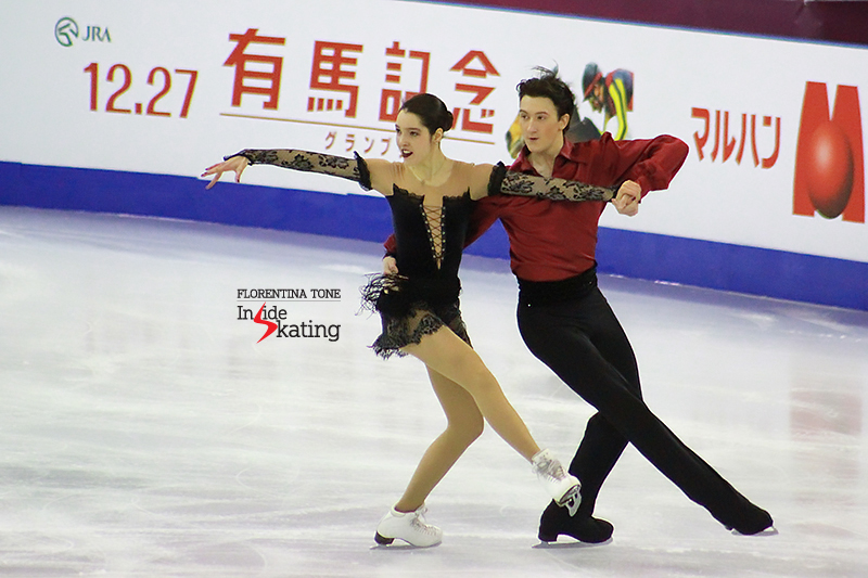 "Lorraine McNamara and Quinn Carpenter – and their wonderful edges during their free dance to ""Carmen""; the Americans were crowned 2015 Junior Grand Prix Final champions"