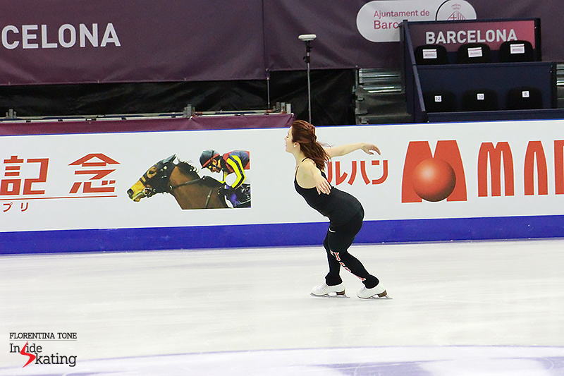 Ashley Wagner practice session December 10, 2015 GPF (7)
