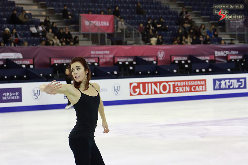 Ashley Wagner practice session December 10, 2015 GPF (8)