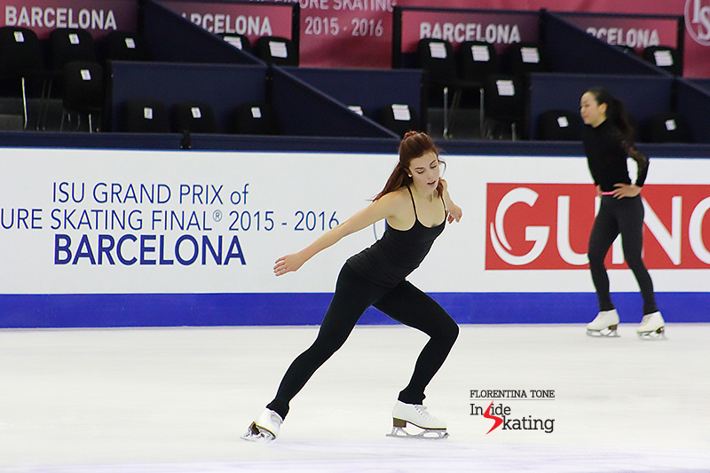 Ashley Wagner practice session December 10, 2015 GPF (9)