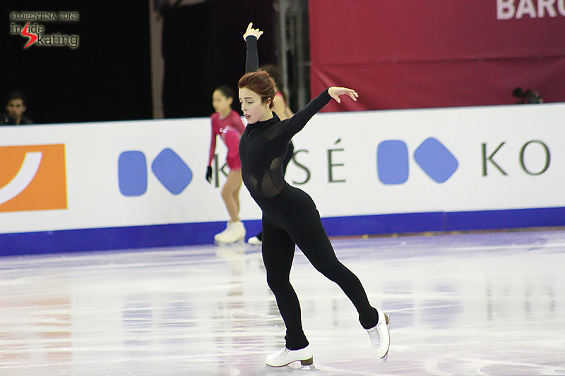 Ashley Wagner practice session December 12, 2015 GPF (1)