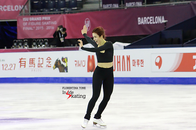 Ashley Wagner practice session December 9, 2015 GPF (10)