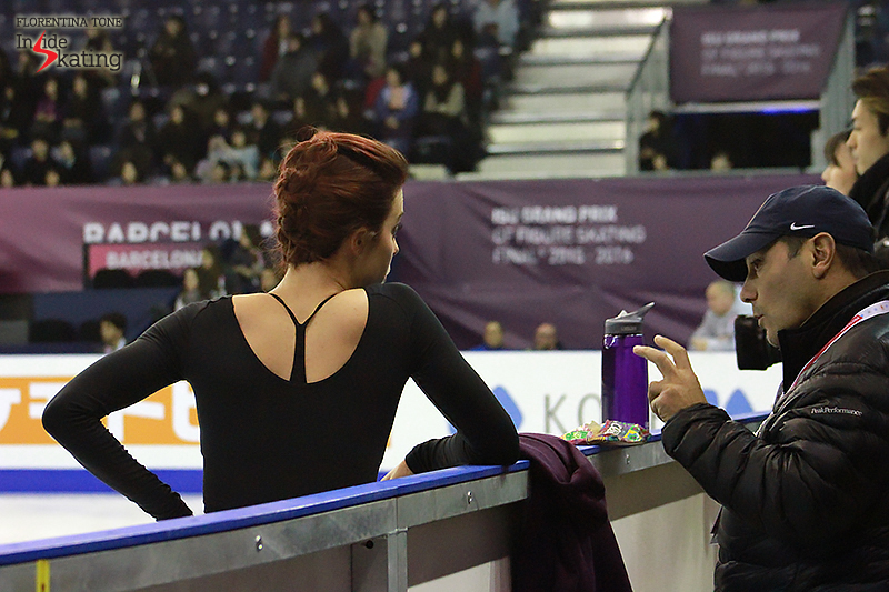 Ashley Wagner practice session December 9, 2015 GPF (2)