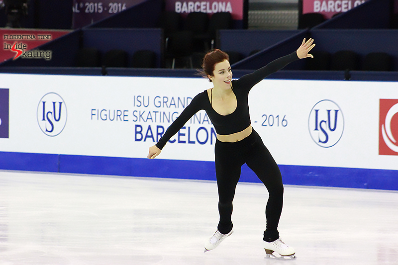 Ashley Wagner practice session December 9, 2015 GPF (7)