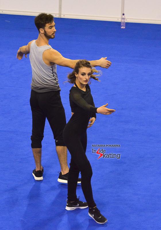Gabriella Papadakis and Guillaume Cizeron 2016 Europeans Bratislava (13)