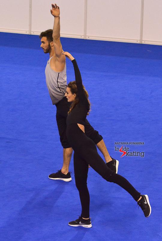 Gabriella Papadakis and Guillaume Cizeron 2016 Europeans Bratislava (16)