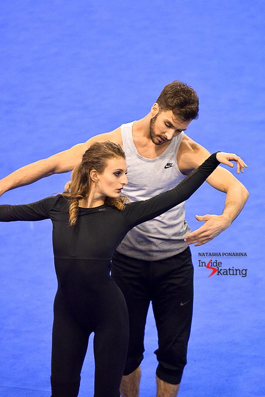 Gabriella Papadakis and Guillaume Cizeron 2016 Europeans Bratislava (18)