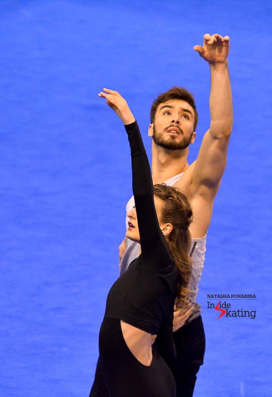 Gabriella Papadakis and Guillaume Cizeron 2016 Europeans Bratislava (20)