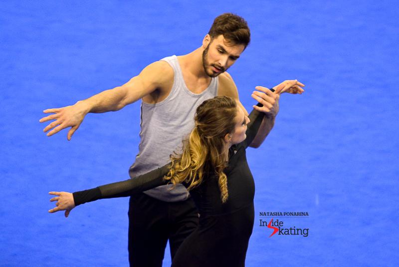 Gabriella Papadakis and Guillaume Cizeron 2016 Europeans Bratislava (21)