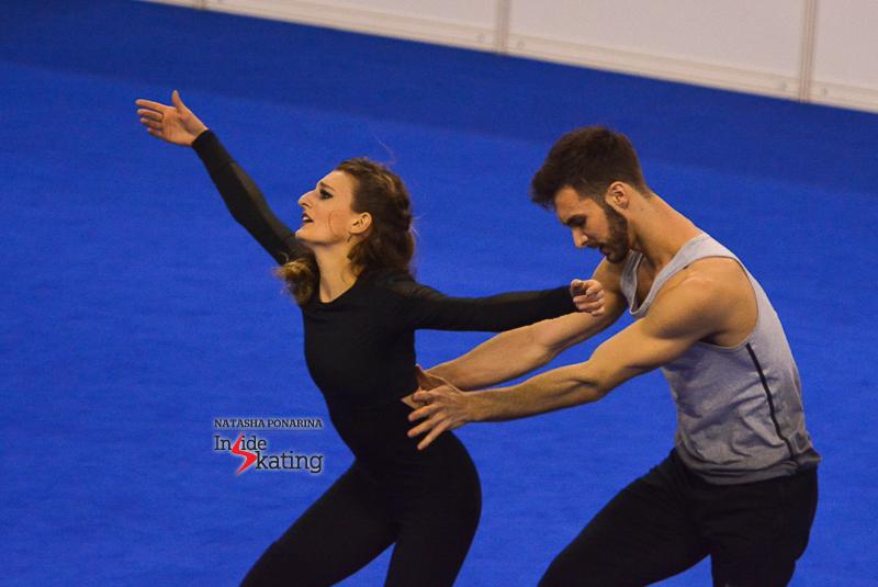 Gabriella Papadakis and Guillaume Cizeron 2016 Europeans Bratislava (25)