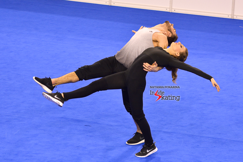 Gabriella Papadakis and Guillaume Cizeron 2016 Europeans Bratislava (26)