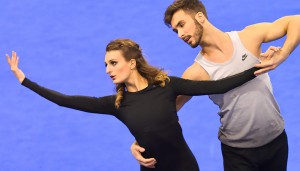 Gabriella Papadakis and Guillaume Cizeron: that's how diamonds are made