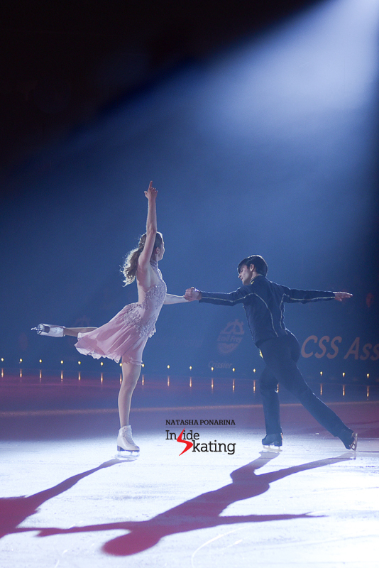 14 Carolina Kostner Stephane Lambiel pas de deux 2016 Ice Legends (2)