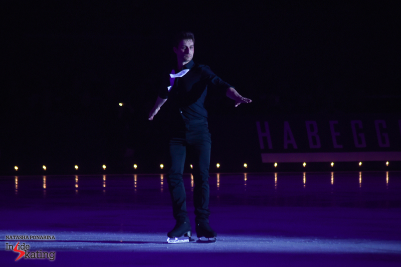 16 Brian Joubert Le Poeme The village 2016 Ice Legends