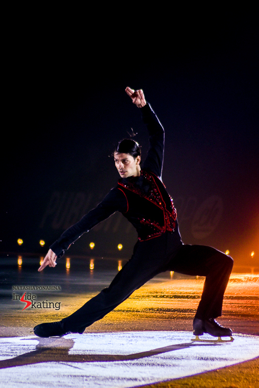 24 Stephane Lambiel flamenco 2016 Ice Legends