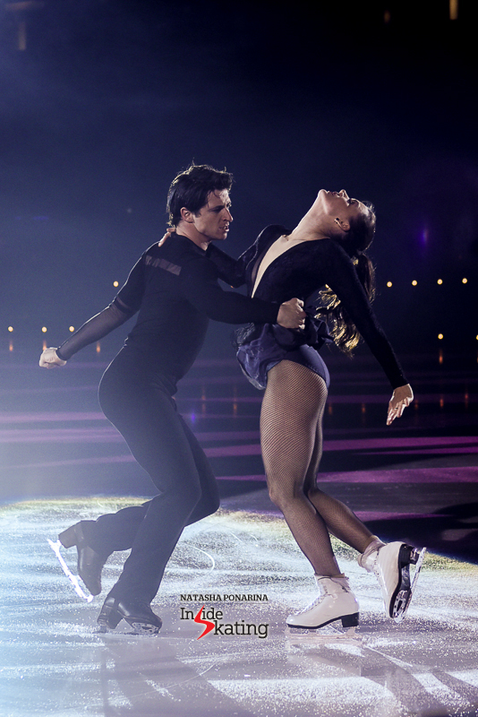 25 Tessa Virtue and Scott Moir Carmen 2016 Ice Legends (2)