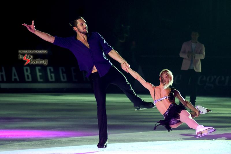 31 Tatiana Volosozhar Maxim Trankov Finale 2016 Ice Legends