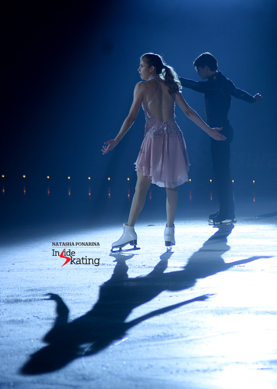 36 Carolina Kostner Stephane Lambiel Rave 2016 Ice Legends (1)