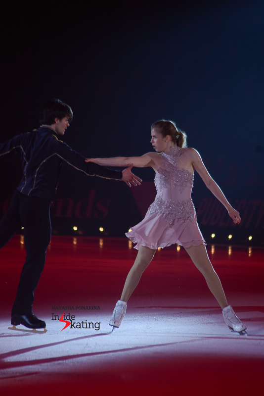 36 Carolina Kostner Stephane Lambiel Rave 2016 Ice Legends (5)