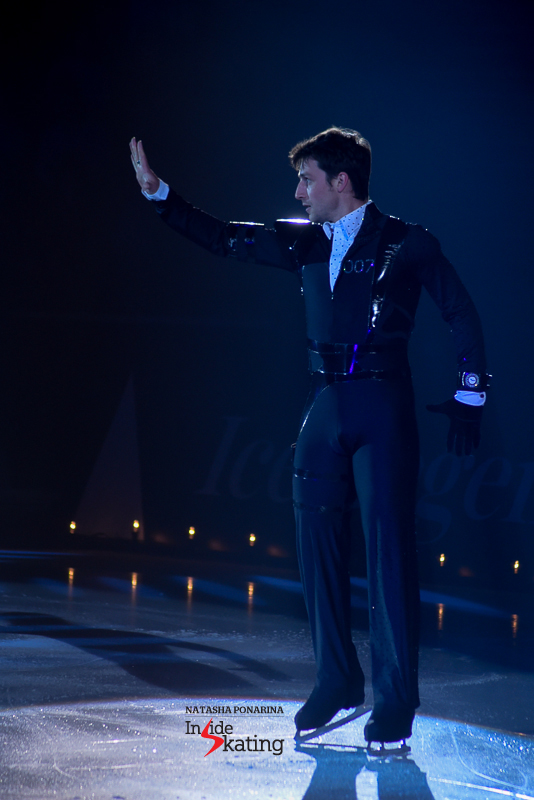 9 Brian Joubert as James Bond 2016 Ice Legends (6)