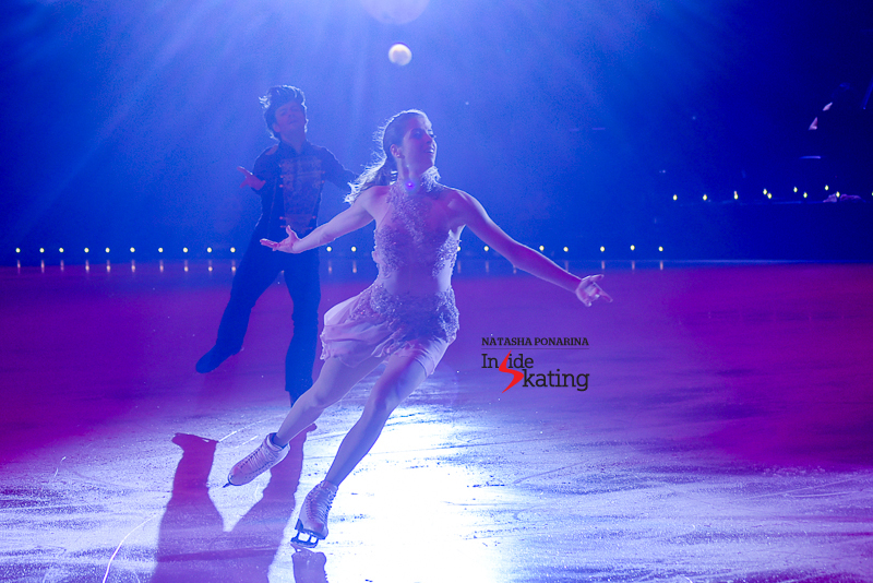 Le Poeme Carolina Kostner Stephane Lambiel 2016 Ice Legends