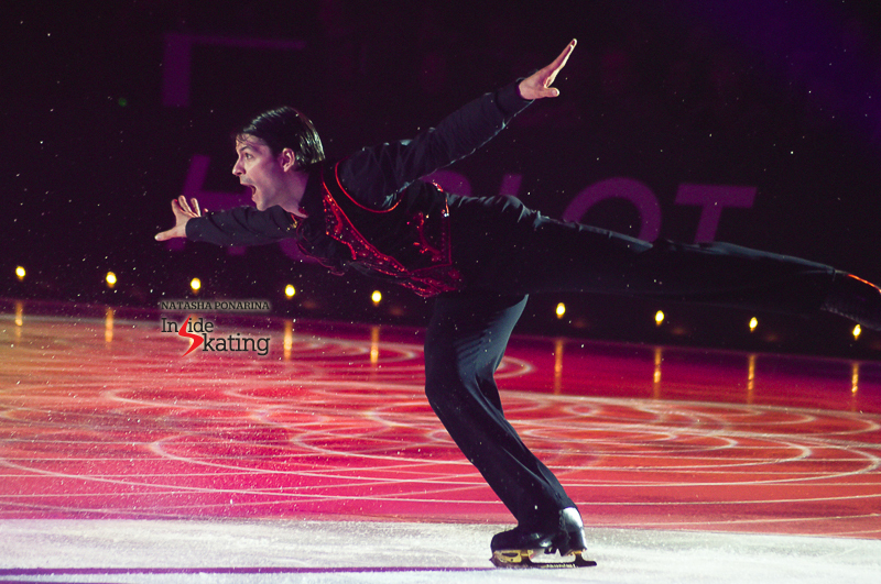 14 Stephane Lambiel Mambo medley 2016 Ice Legends