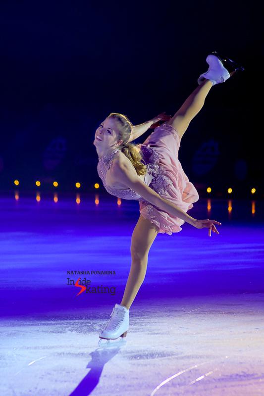 Carolina Kostner, looking ahead with passion, joy, commitment