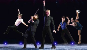Kings on Ice. The Champions Return to Romania