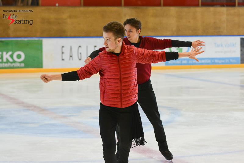 Misha Ge choreographer camp Tartu (1)