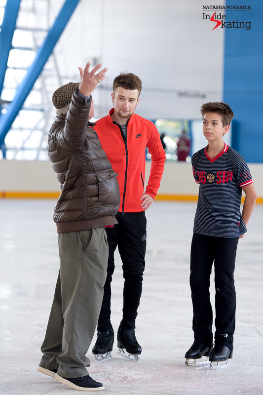 3 Misha Ge Petr Gumennik and Alexei Mishin in St Petersburg (2)