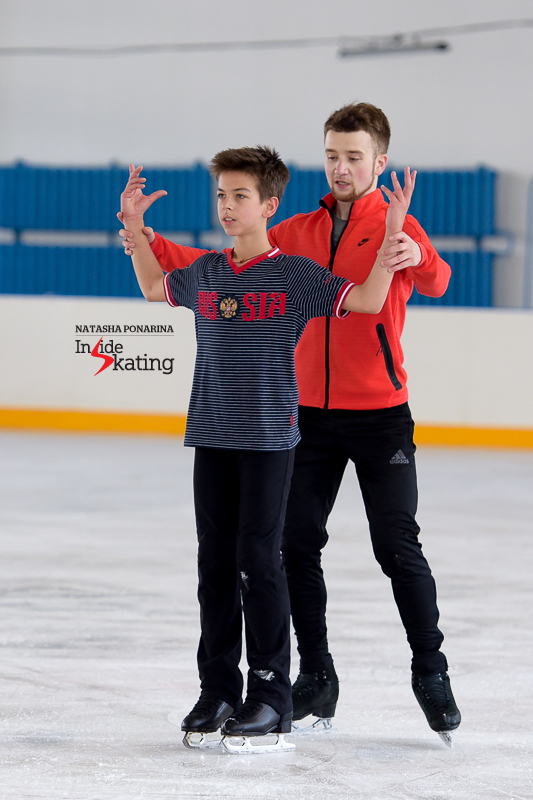 3 Misha Ge and  Petr Gumennik St. Petersburg (2)
