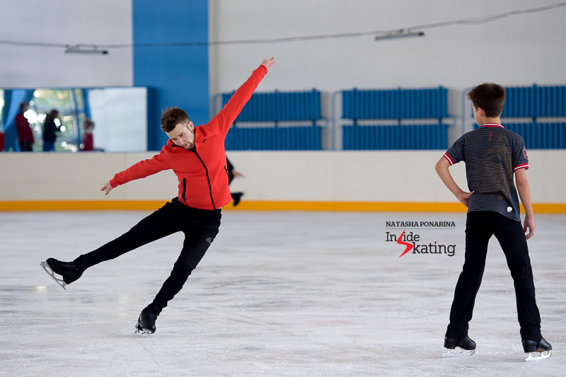 3 Misha Ge and  Petr Gumennik St. Petersburg (3)
