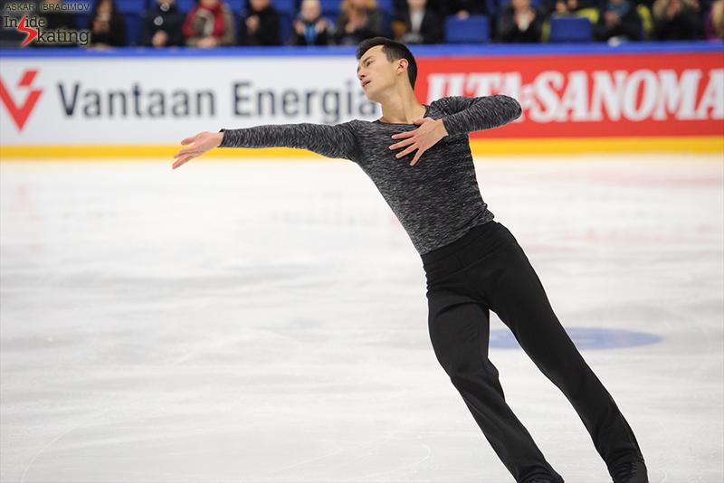 1 Patrick Chan FS 2016 Finlandia Trophy