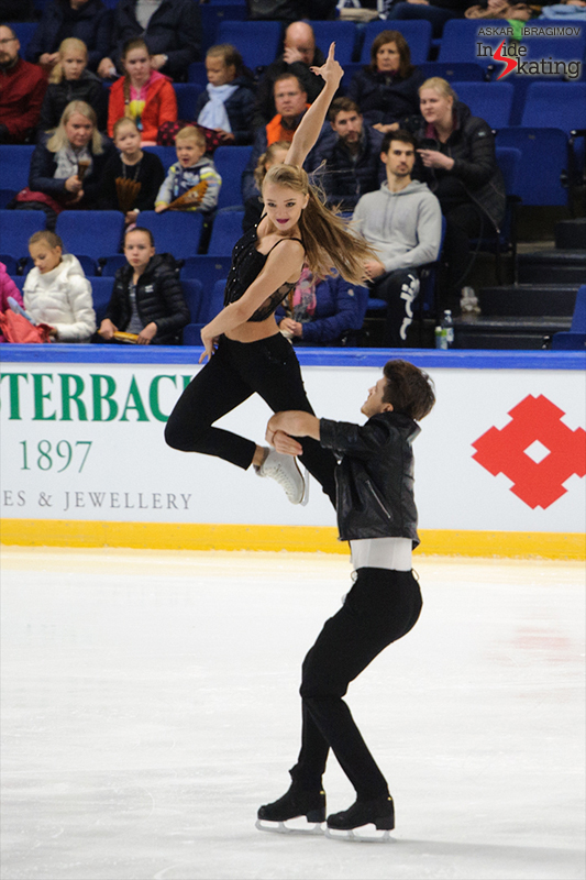2 Alexandra Stepanova and Ivan Bukin SD 2016 Finlandia Trophy