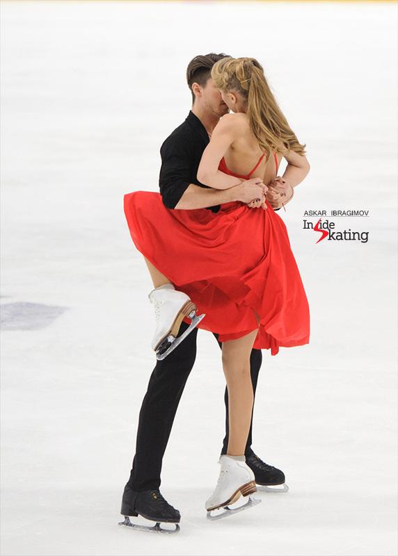 5 Alexandra Stepanova and Ivan Bukin FD 2016 Finlandia Trophy