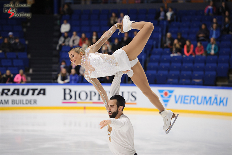 Ashley Cain and Timothy LeDuc FS 2016 Finlandia Trophy (1)