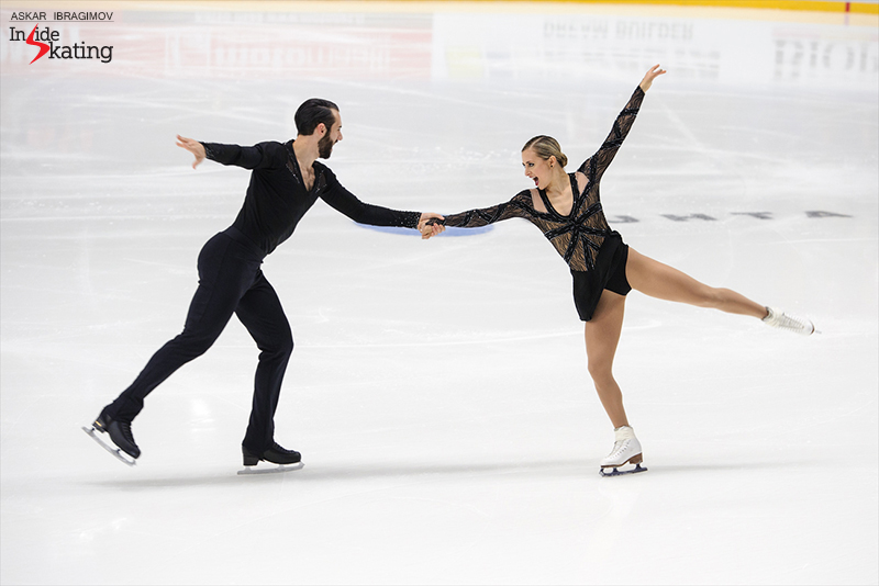 Ashley Cain and Timothy LeDuc SP 2016 Finlandia Trophy (2)