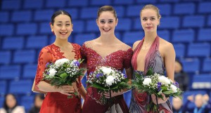 The ladies' event in Espoo, a preview of the Worlds in Helsinki