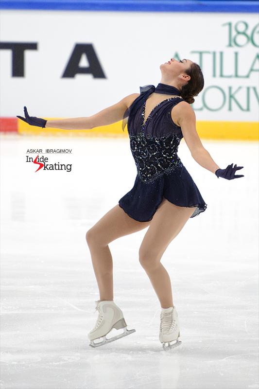Kaetlyn Osmond SP 2016 Finlandia Trophy (6)
