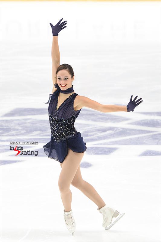 Kaetlyn Osmond SP 2016 Finlandia Trophy (8)