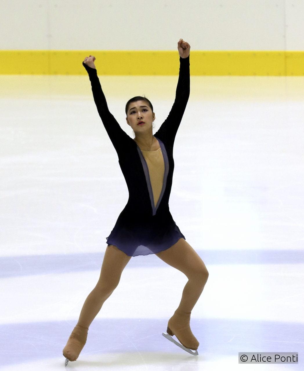 Kanako Murakami FS
